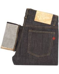 """Naked & Famous - 21Oz Tempi Treated """"Made In Japan"""" 4 - Lyst"""