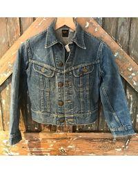 DANNIJO - Vintage Lee Jacket - Lyst