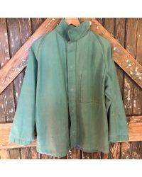 DANNIJO - Vintage Faded Green Jacket - Lyst