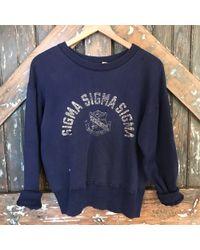 DANNIJO - Vintage Sigma Sweatshirt - Lyst