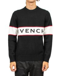 Givenchy - Logo Sweater - Lyst