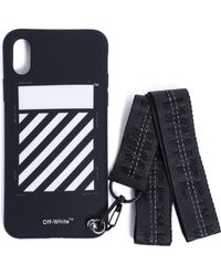 Off-White c/o Virgil Abloh - Iphone X Cover - Lyst