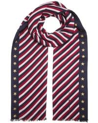 Tommy Hilfiger - Tommy Selvedge Scarf - Lyst
