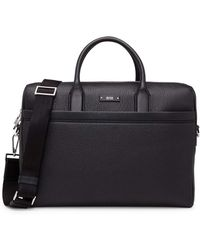 BOSS - Traveller Single Document Briefcase - Lyst