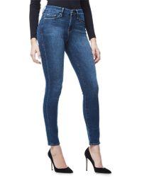GOOD AMERICAN - Good Legs' High Rise Skinny Jean - Lyst