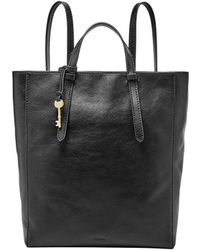 Fossil - Camilla Convertible Backpack - Lyst