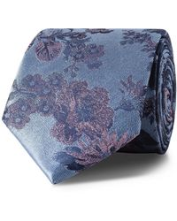 Calvin Klein - Blue With Navy & Rose Floral - Lyst