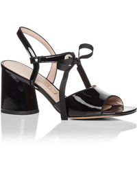 Marc Jacobs - Wilde Mary Jane Sandal - 75mm - Lyst