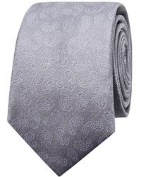 Geoffrey Beene - Boteh Print Tie - Lyst