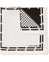 Calibre - Felipe Pocket Square - Lyst