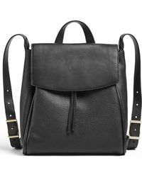Skagen - Ebba Backpack Leather - Lyst