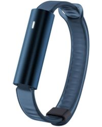 Misfit - Ray - Navy Stainless Steel/navy Sport Band - Lyst