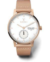 Triwa - Rose Svalan Watch - Lyst