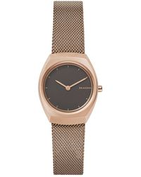 Skagen - Asta Rose Gold Watch - Lyst