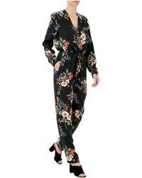 Nicholas - Cecile Floral Jumpsuit - Lyst