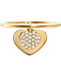 Michael Kors - Premium Gold Ring - Lyst