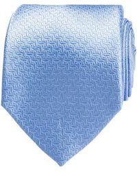 Geoffrey Beene - Textured Plain Geometric Weave - Lyst