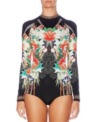 Camilla - Queen Of Kings Paddle Suit - Lyst