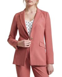 Saba - Celeste Wool Suit Jacket - Lyst