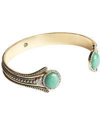 Samantha Wills - Salt Water & Sage Cuff Bracelet - Lyst