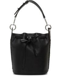 AllSaints - Ray Small Bucket Bag - Lyst