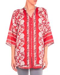 Johnny Was - Zoi Button Down Shirt - Lyst