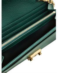 MCM - Patricia Park Avenue Flap Wallet /two-fold Large - Lyst