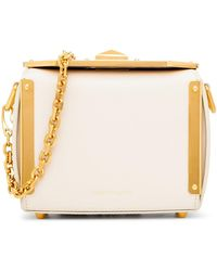 Alexander McQueen - Box Bag 16 - Lyst