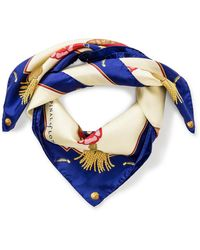 Aspinal of London - Signature Scarf - Lyst
