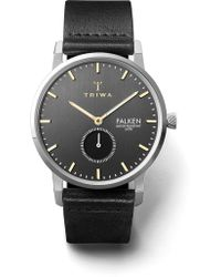 Triwa - Smoky Falken Watch - Lyst
