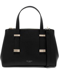 Ted Baker - Bow Adjustable Handle Sml Tote - Lyst