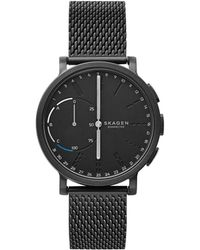 Skagen - Hagen Connected Hybrid Smartwatch - Lyst