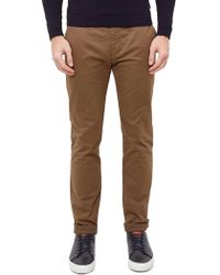 Ted Baker - Slim Fit Chino - Lyst