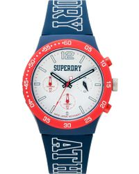 Superdry - Multifunction;matte White Dial - Lyst