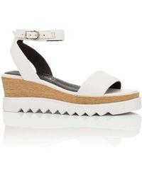 Sol Sana - Tray Wedge Sandal - Lyst