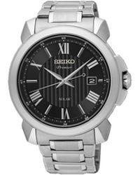Seiko - Men's Premier Dress Watch - Lyst
