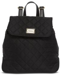 Calvin Klein | Teodora Quilted Nylon Back Pack | Lyst