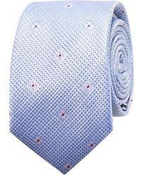 Geoffrey Beene - Small Diamond Tie - Lyst