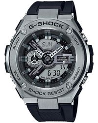 G-Shock - G-steel Duo Chrono Watch - Lyst