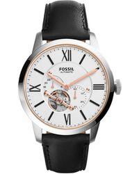Fossil - Watch - Townsman - Lyst