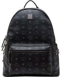 MCM | Stark Backpack Med Bk, 001 | Lyst