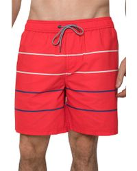 Coast - Out Of Line Board Short - Lyst