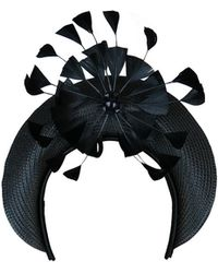 Morgan Taylor - Pp Halo With Feather Spray With Jewel Centre - Lyst