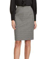 Perri Cutten - Jade Skirt - Lyst
