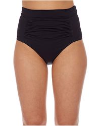 Camilla - Ruched Front High Waist Pant - Lyst