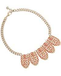 Lulu Frost - Hibiscus Necklace - Lyst