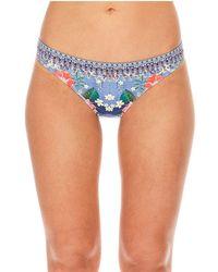 Camilla - Faraway Florals Regular Bikini Pant - Lyst