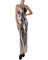 Carla Zampatti - Hollywood Bound Halter Gown - Lyst