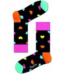 Happy Socks - Heart Sock - Lyst