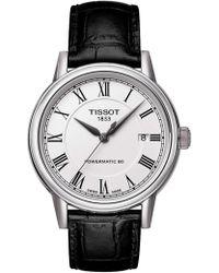 Tissot - Carson Watch - Lyst
